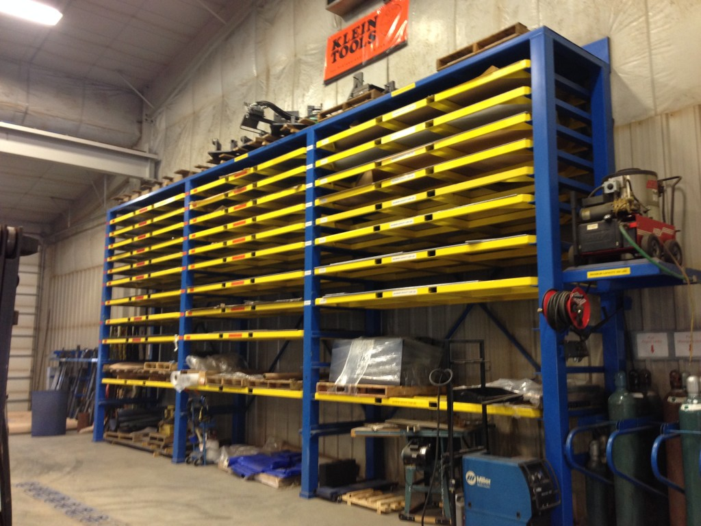 Fabrication Shop Pictures Northeast Machine And